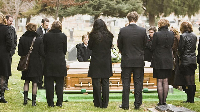 If You Died Today, How Many Friends Will Attend Your Funeral?